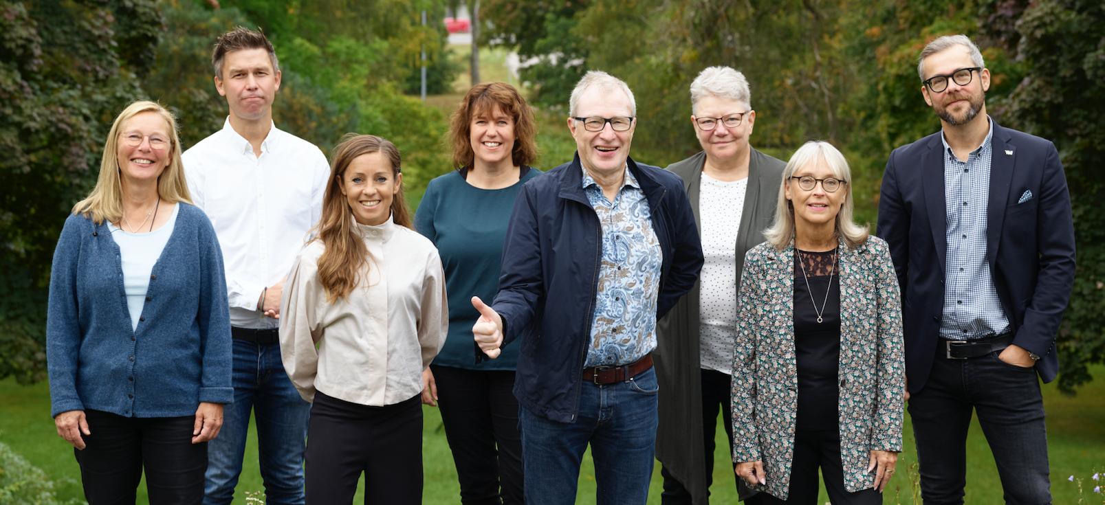 Sparbanksstiftelsen Norrlands styrelsemedlemmar